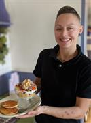 Chef & Owner Nicole Leavitt