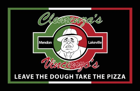 clemenza's vincenza's mendon lakeville leave the dough take the pizza