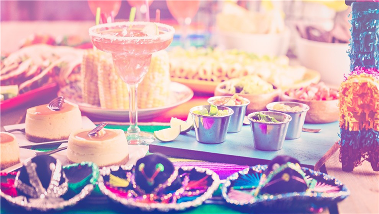 Cinco de Mayo spread