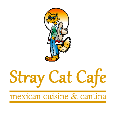 Stray Cat Cafe. Mexican cuisine and cantina.