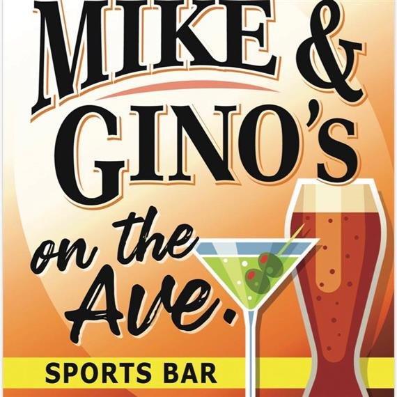 Mike & Gino's on the Ave. Sports Bar