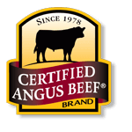 certified angus brand. since 1978
