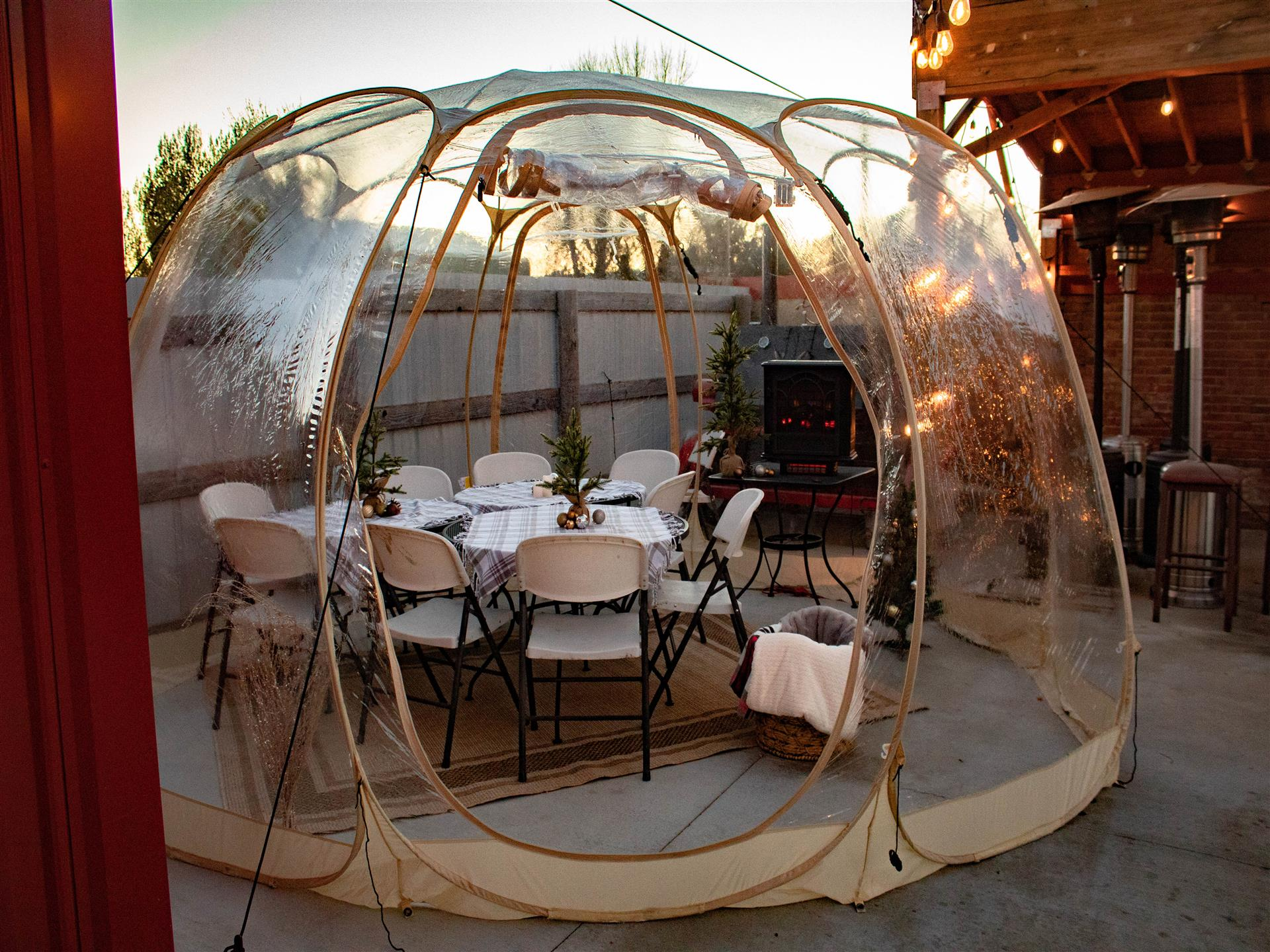 Patio Igloo