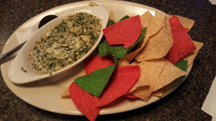 chips with dip
