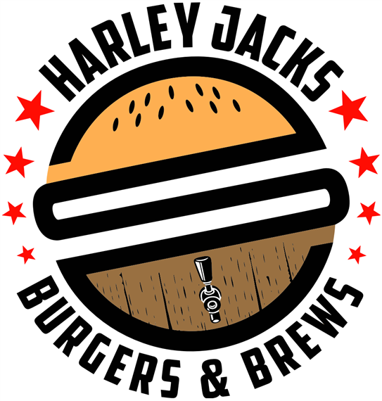 harley jacks burgers and brews