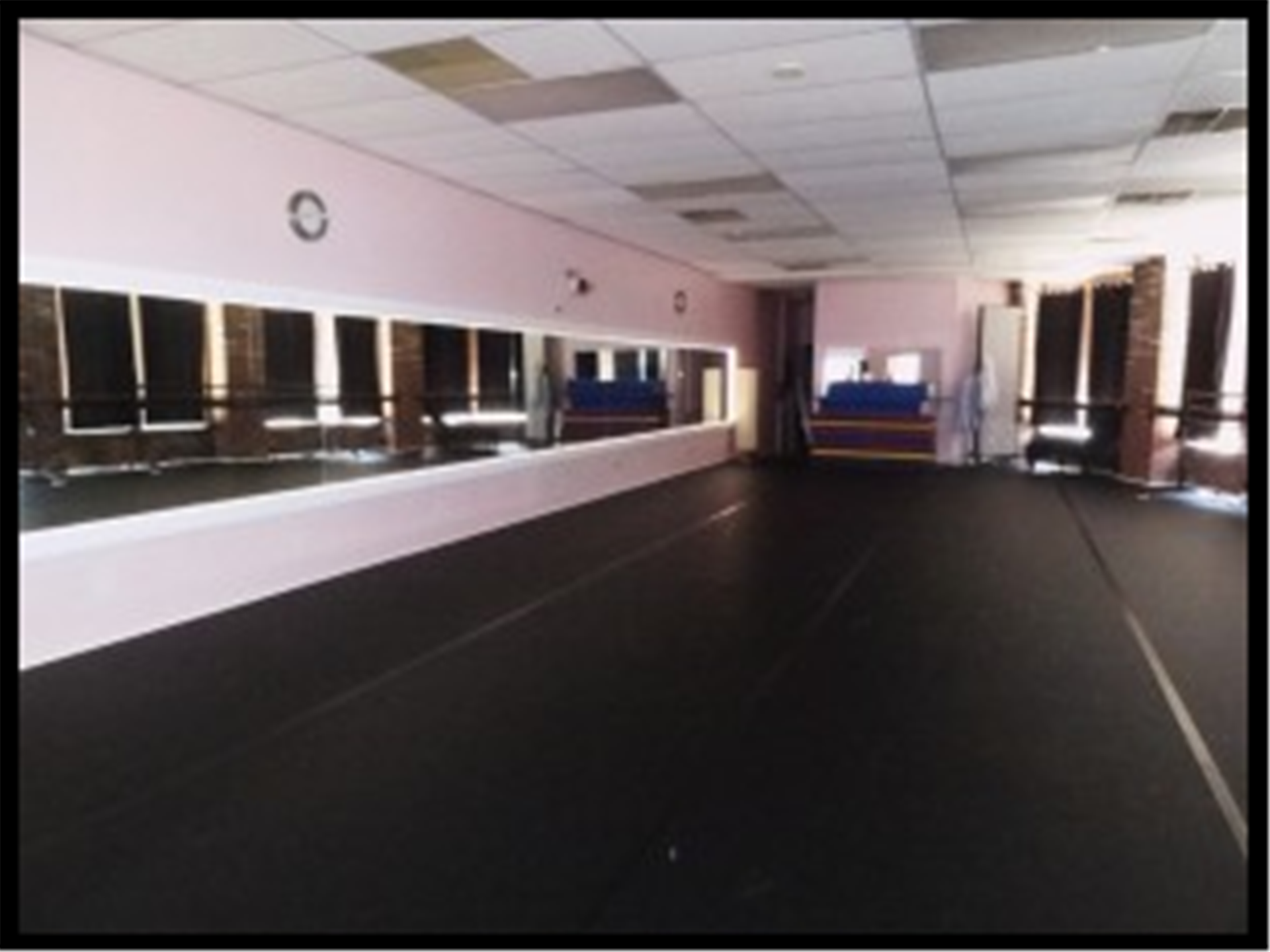 inside evolve dance complex