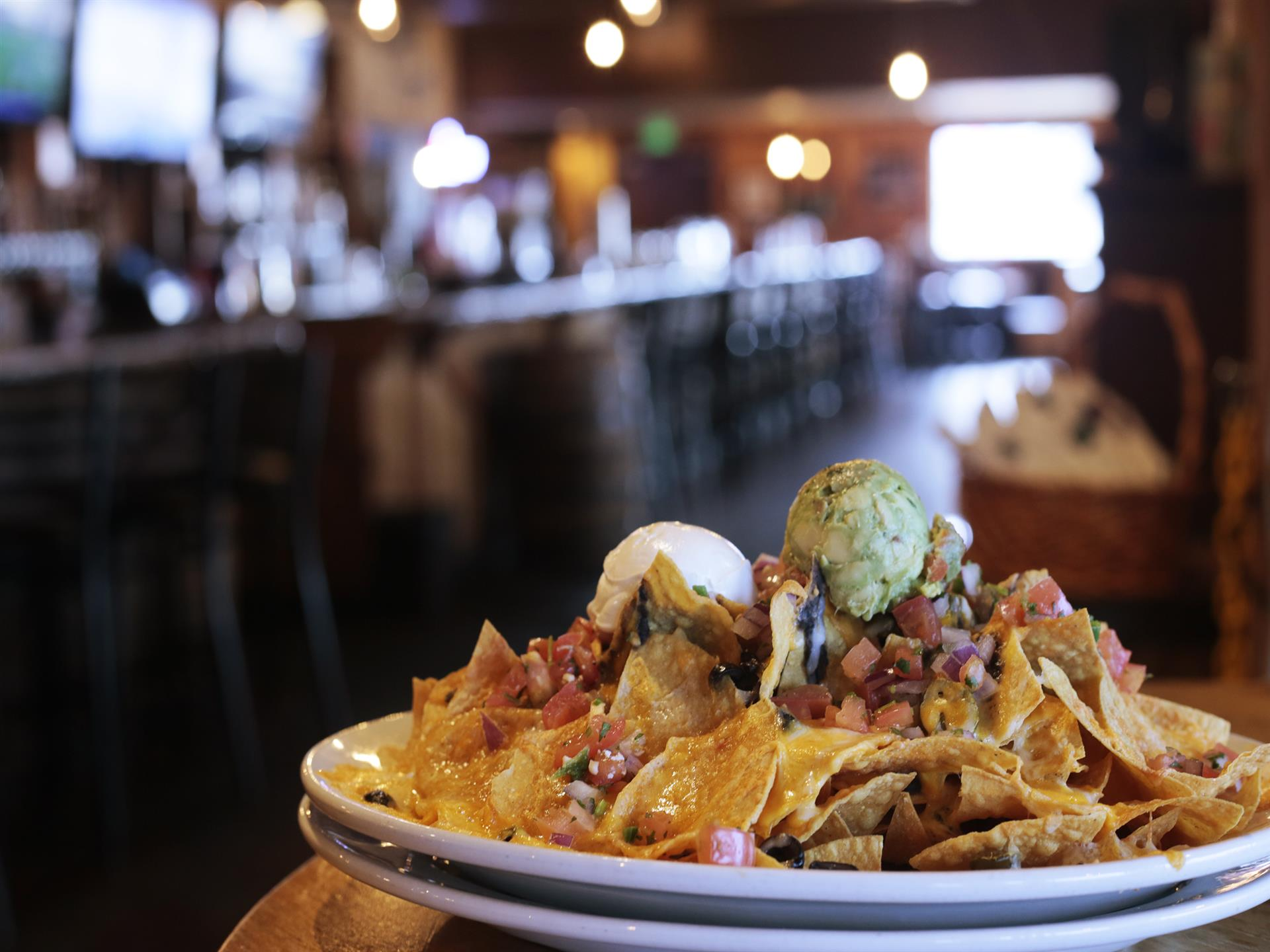 BarrelHouse Nachos
