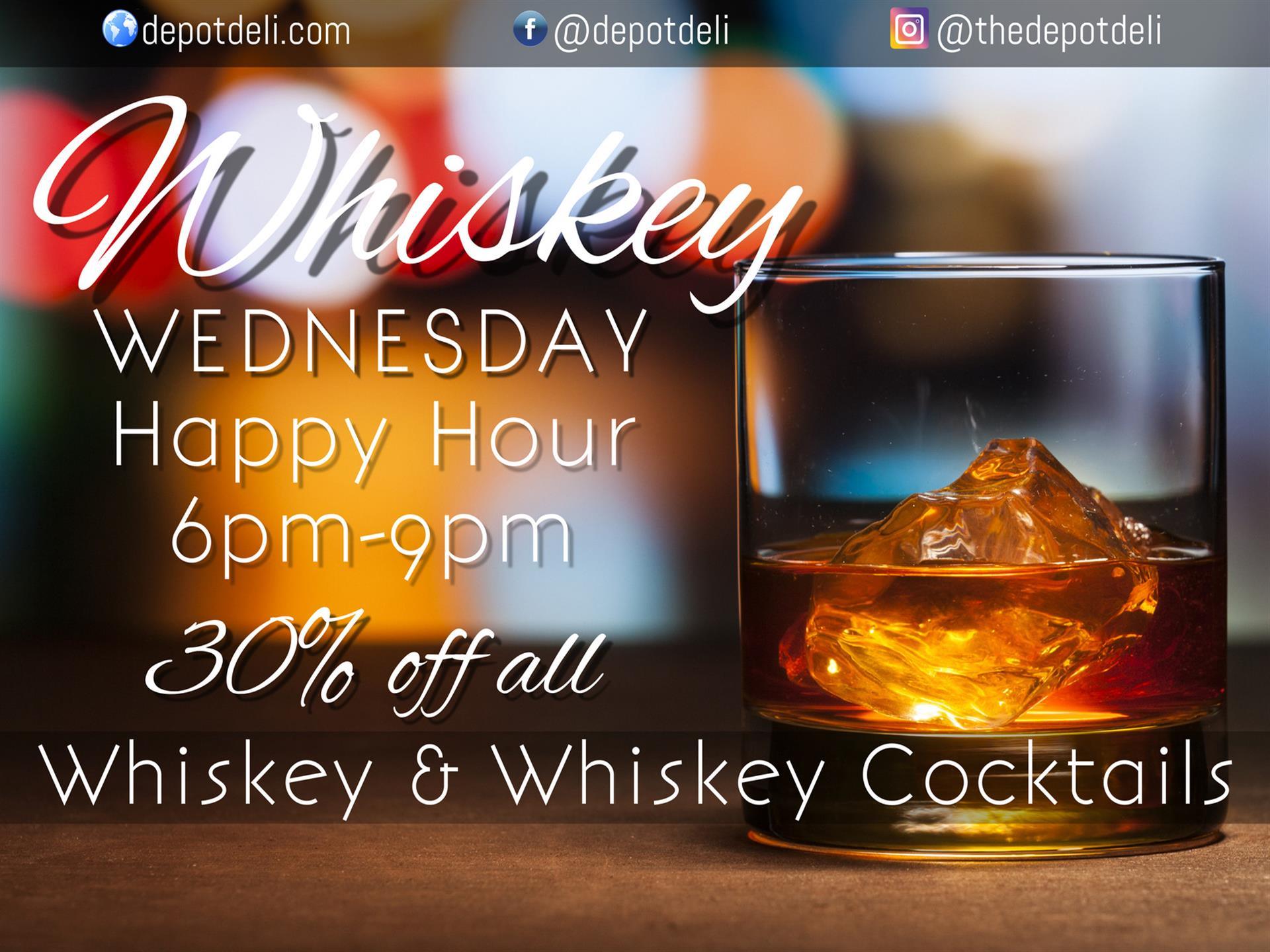 Happy Hour Whiskey Wednesday.jpg