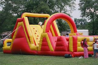 Inflatables and Interactive Games