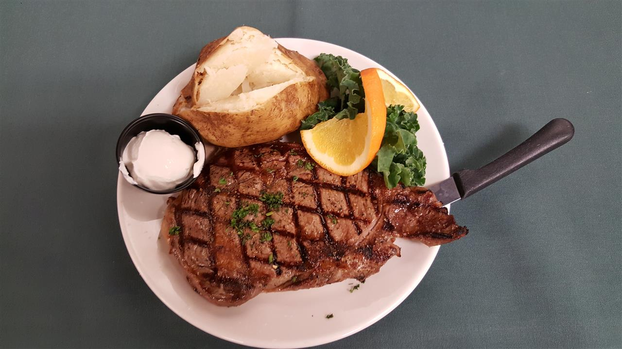 Grill Out Rib Eye Steak Package