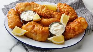 Beer Batter Fish Family Dinner