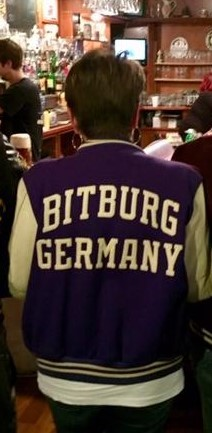 bitburg germany jacket