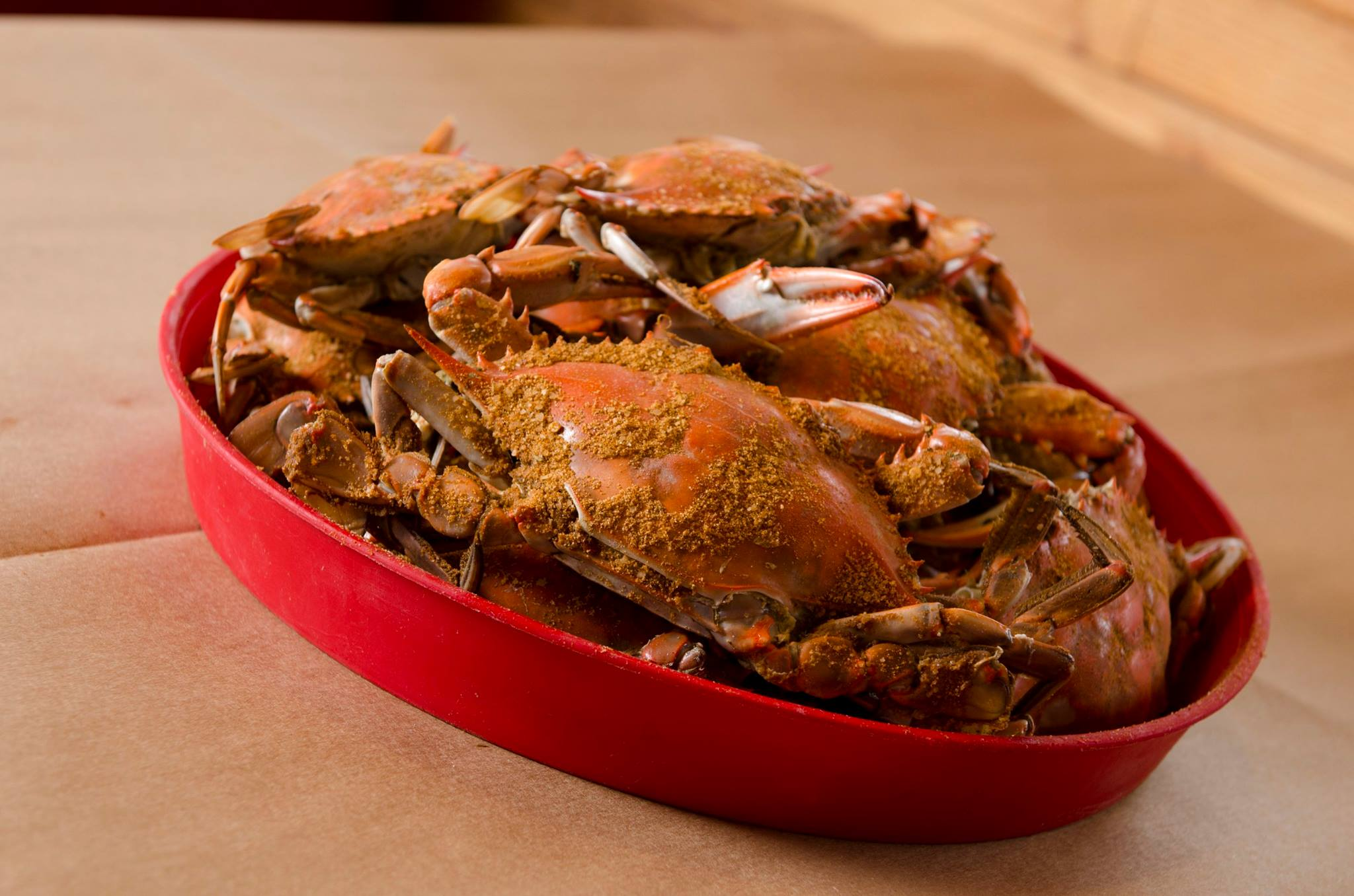 Old Mill Crab House - Home