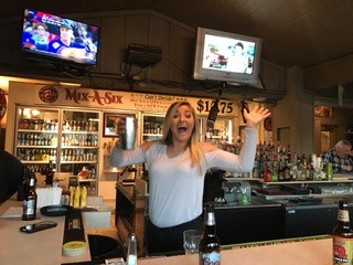 Bartender in Jubilation