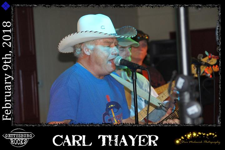 Carl Thayer