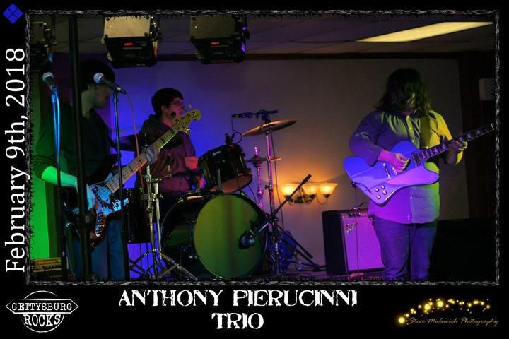 Anthony Pierucinni Trio