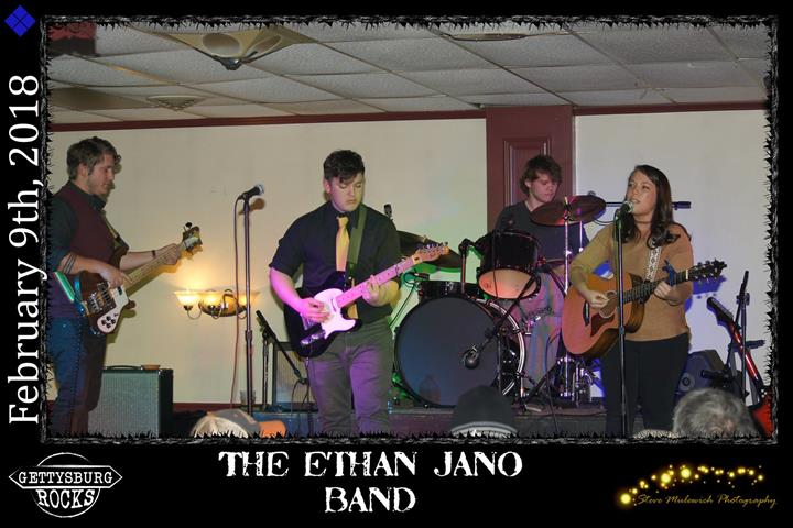 The Ethan Jano Band