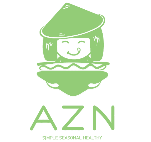 "AZN - ""Simple.Seasonal.Healthy."""