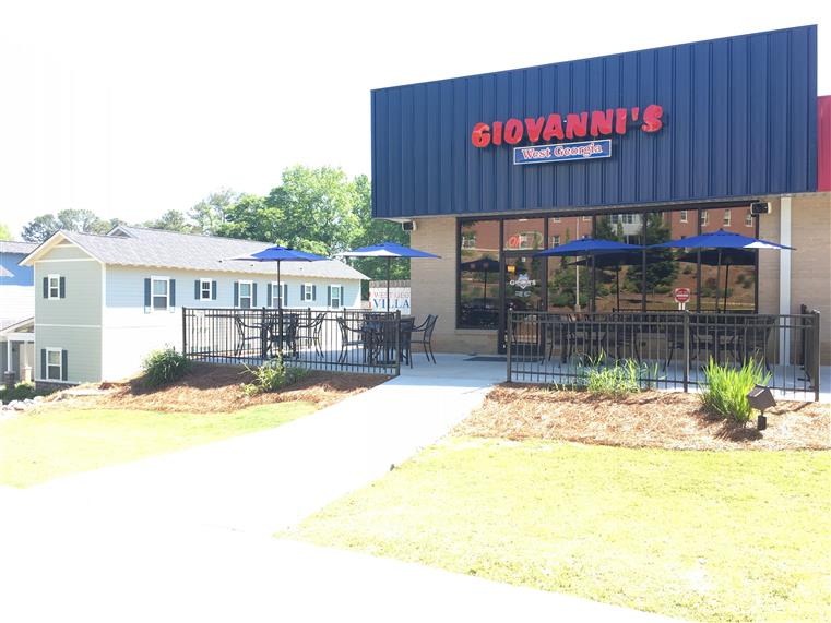 another location of giovanni's