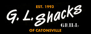 est. 1993 g.l. shacks grill of catonsville