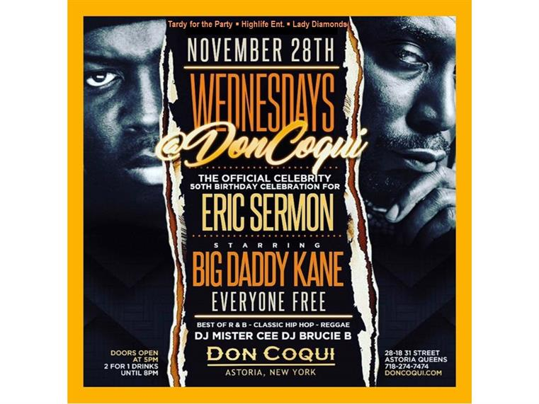 Don Coqui event