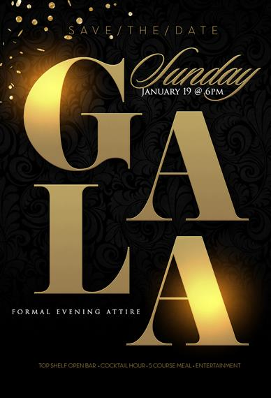 Join Us for the Gala