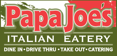 Papa Joe's Italian Eatery. Dine in, drive thru, take out, catering