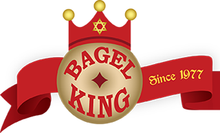 Bagel King. Since 1977.