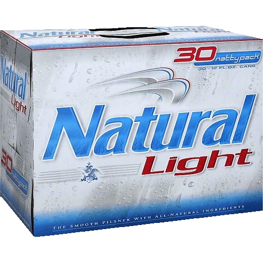 Natural Light - $7.99 / $18.99