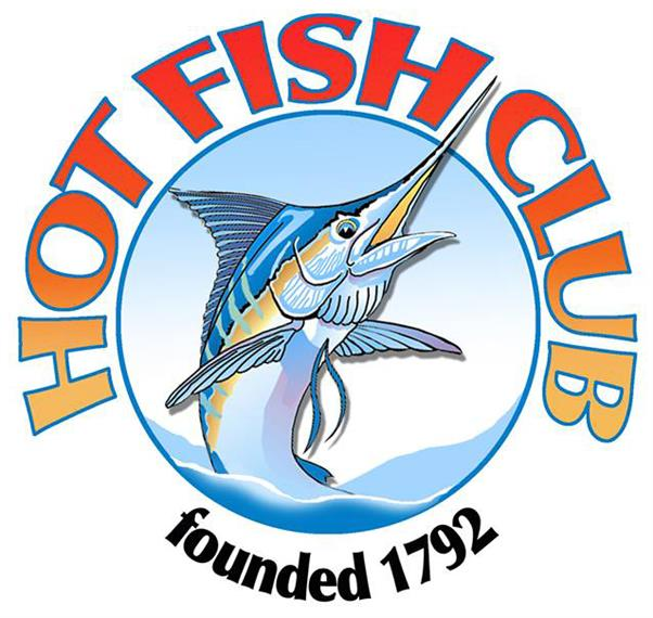 hot fish club founded 1792