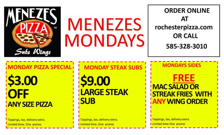 Coupons and Combo Specials