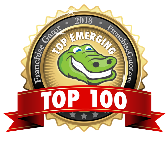 Top emerging top 100. Franchise gator.com 2018