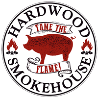 hardwood smokehouse tame the flame