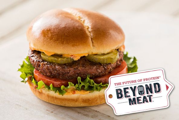 Beyond Meat® Vegan Burger