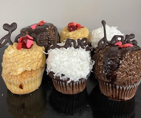 Lovers 6-Pack (Cupcakes)