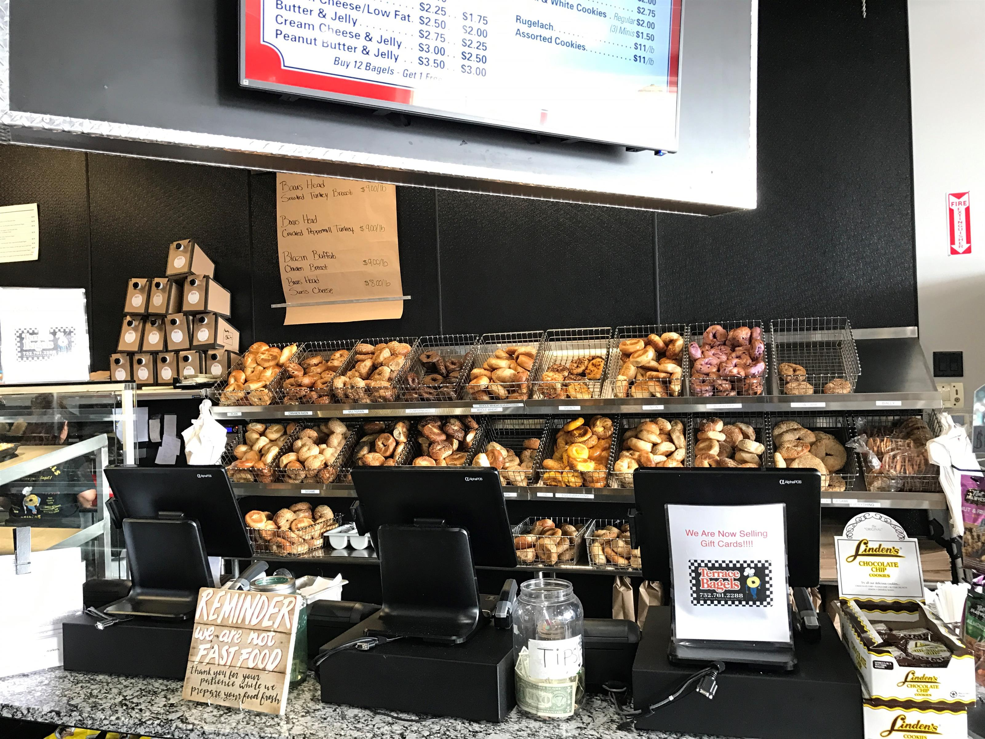 Terrace Bagels and Cafe Gallery